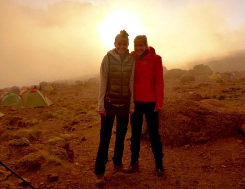 Sunset Mist Adventuregirls