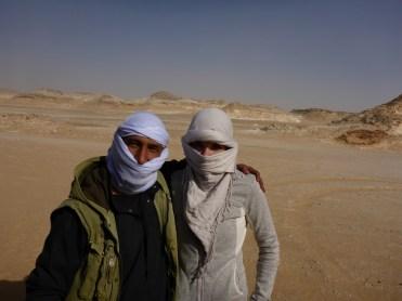 nomads friends desert