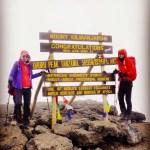 Uhuru Peak youareanadventurestory