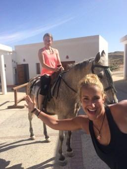 jump horse girl