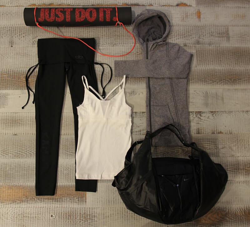 Yoga Outfit Lole Nike Kamah