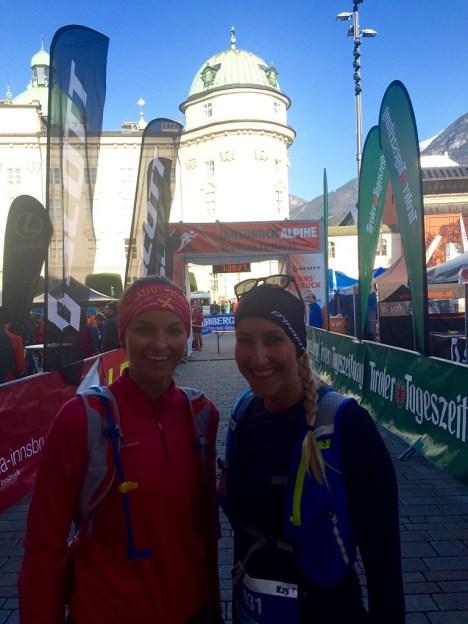 Adventuregirls Trailrunning Innsbruck
