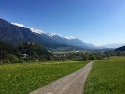 Alps Tyrol Panorma Run