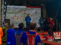 Race Briefing Trailrun Innsbruck