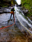 Waterfall Wunzenschlucht