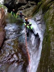 Slide stone canyon