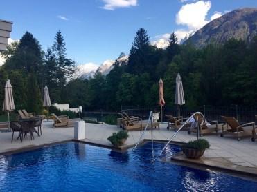 Grandhotel Lienz pool