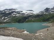 Mountain Lake Grossglockner