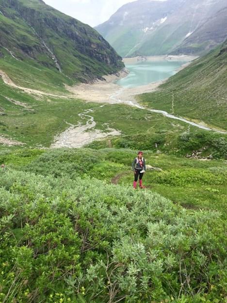 Kapruner Stausee Trailrun