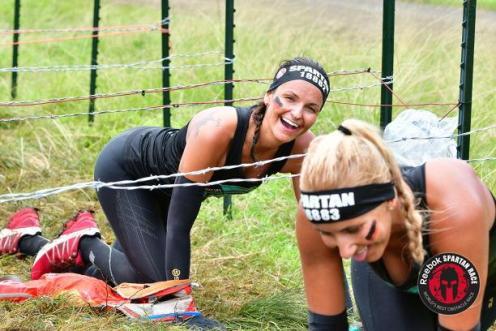 Spartan Wire crawl Hawaiia