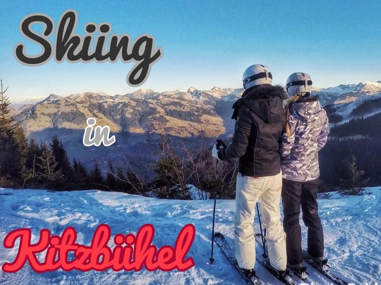 Kitzbühel Skifahren skiing