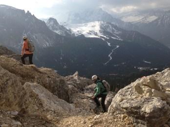 Hiking Dolomites Gröden