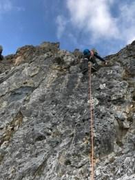 Sellaturm zwei klettern Terrex