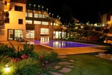 Gran Baita pool outdoor