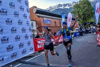 Finishline IATF18 Innsbruck Alpine