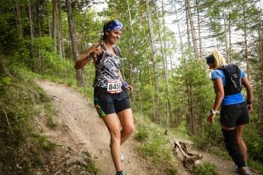 Downhill Nordkette Trailrunning