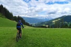 Salzburg mountainbiking flachau