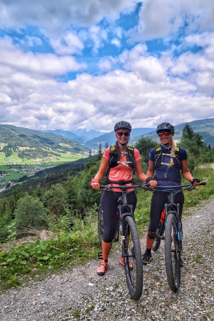 Mountainbike Flachau Salzburger Land