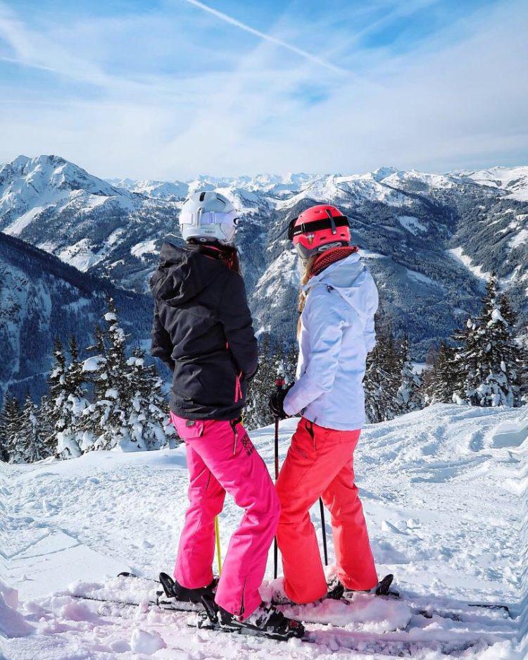 you are an adventure story ski Salzburg