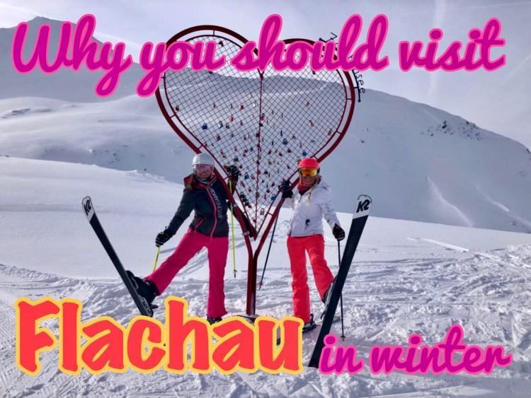 Flachau in winter