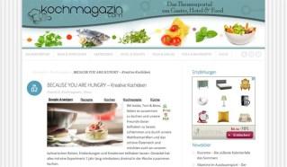 03|2013 Kochmagazin.com