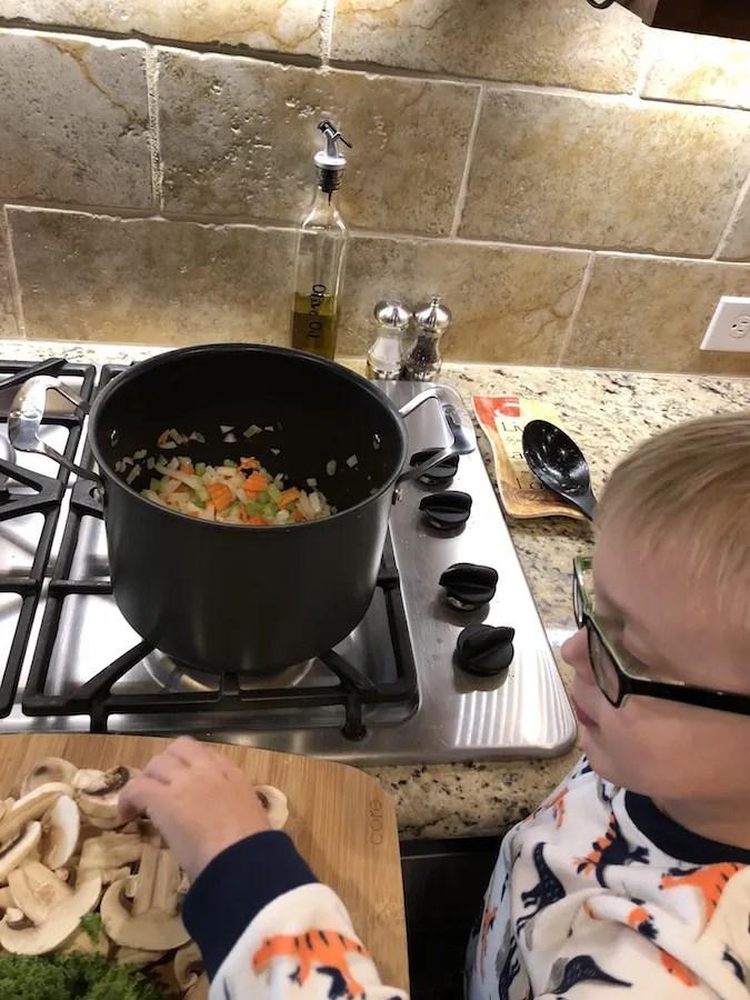 Immunity Soup