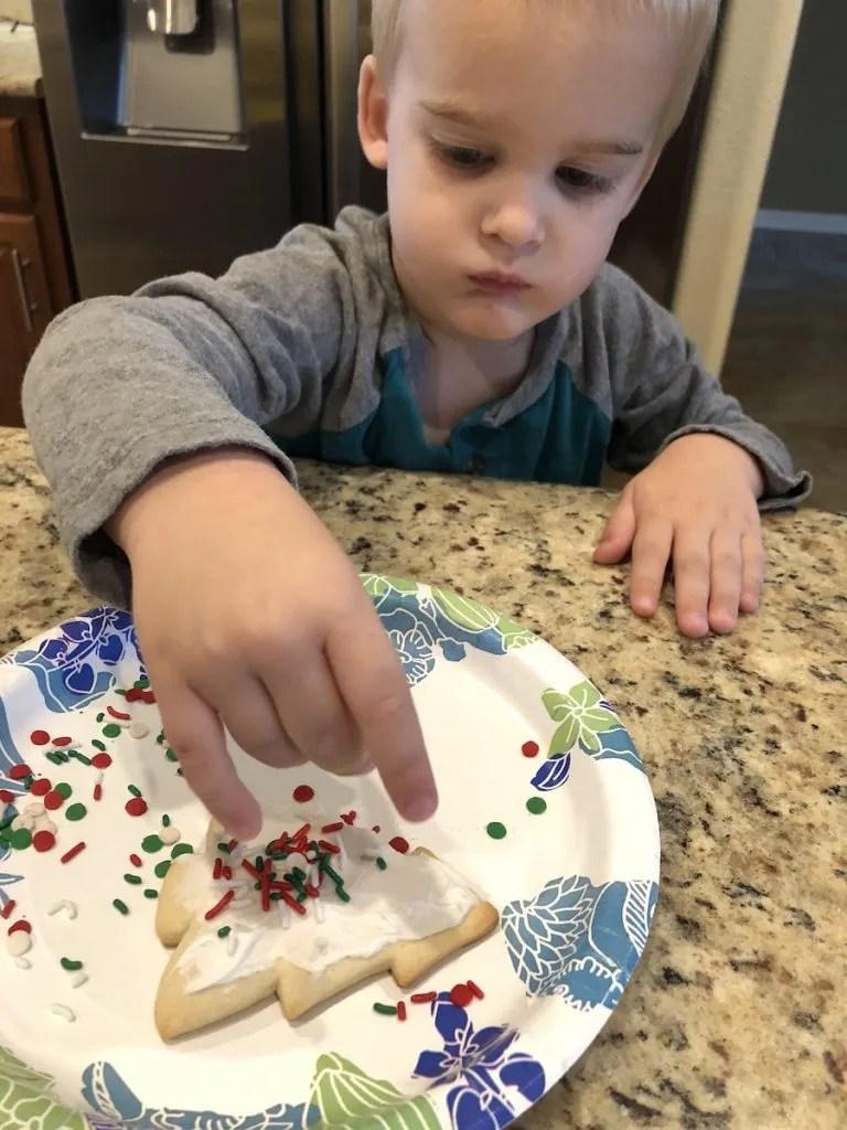 Christmas Sugar Cookie Recipe