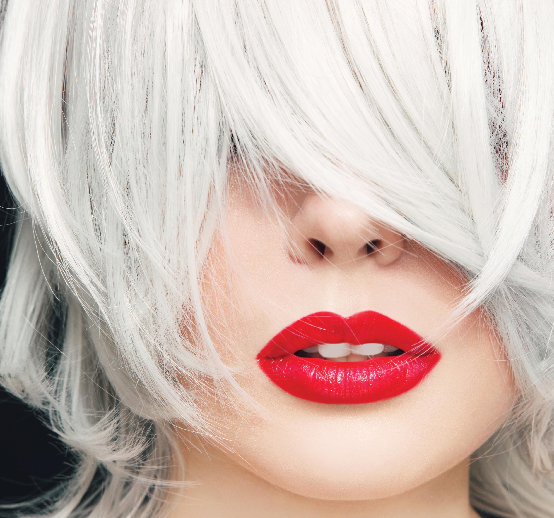 Silver Hair Don T Care Youareunltd