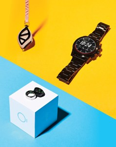 Baubles with Brains: Smart Jewellery Unites Fashion and ...