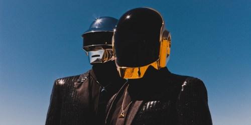 Il duo francese dei Daft Punk
