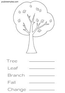 FREE Fall Spelling Worksheets For Early Readers