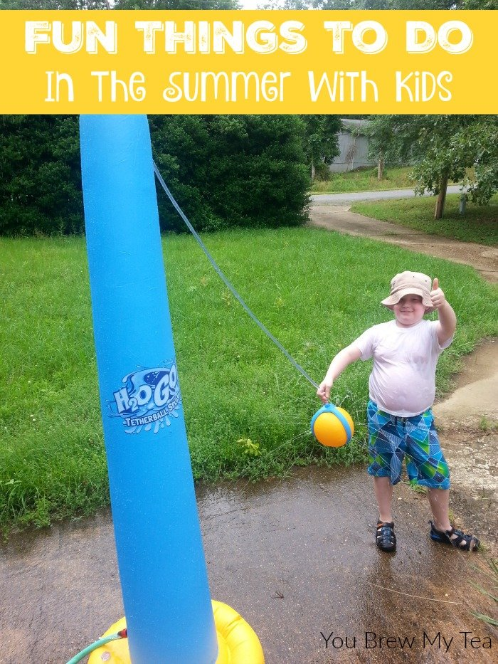 Fun Things To Do In The Summer With Kids
