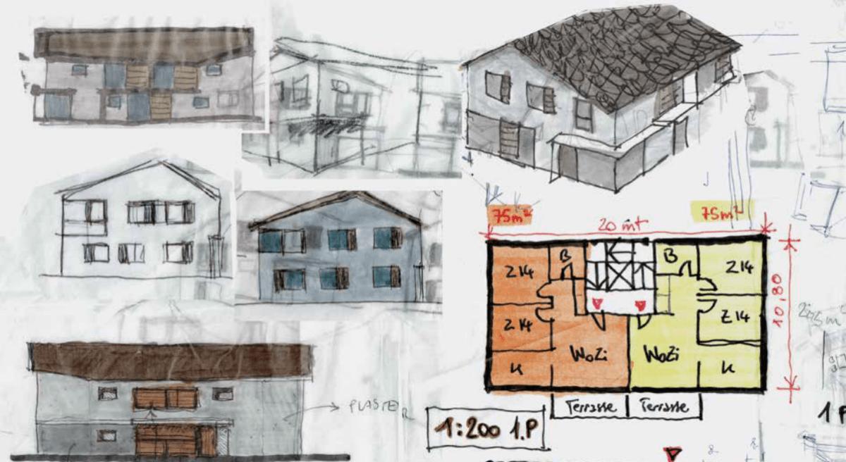 Progettazione l 39 importanza di sapere disegnare l 39 architettura for Progetti architettura on line