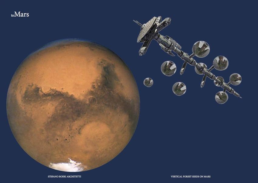 Semi dallo spazio