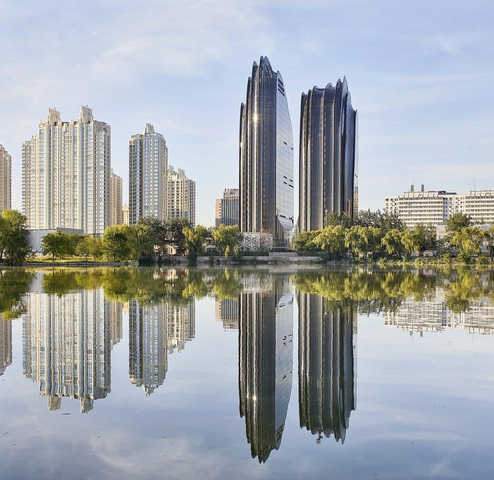 Torri Pechino Mad Architects