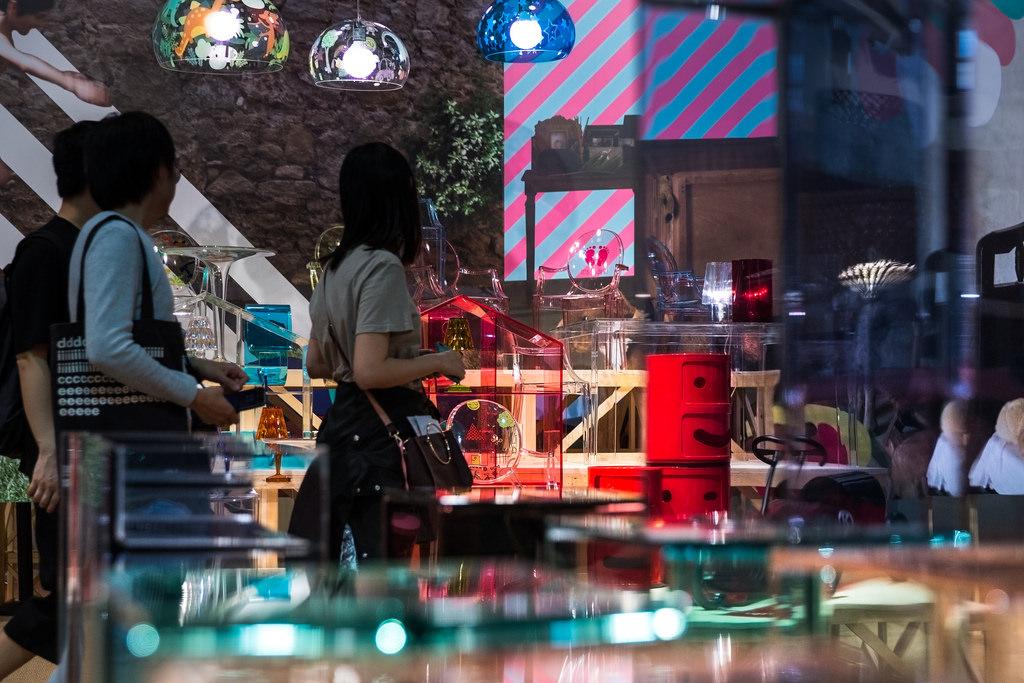 Foto del Salone del Mobile 2017