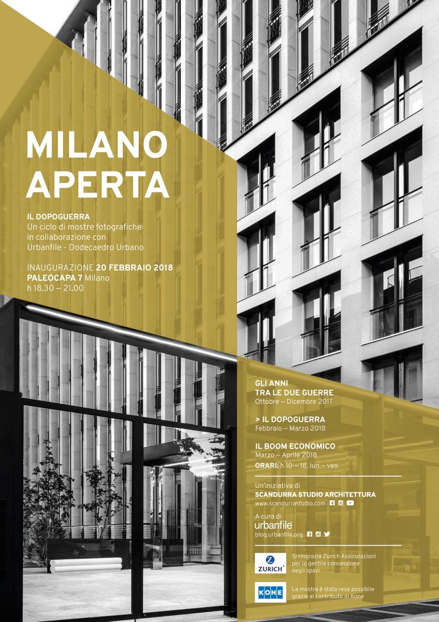 Milano Aperta Dopoguerra