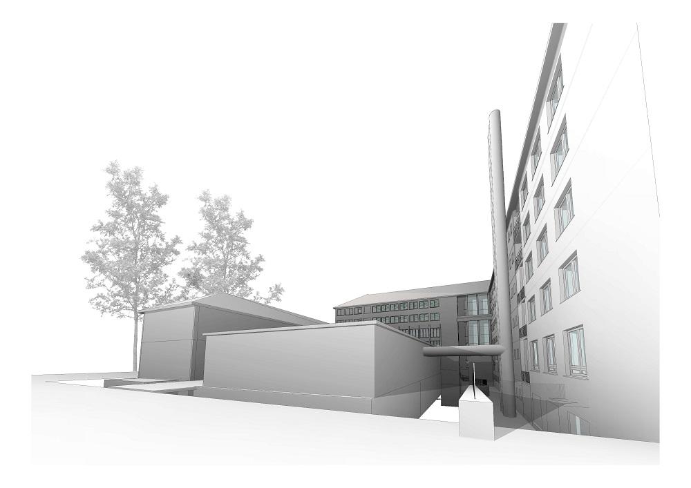 Building Information modeling modello stato di fatto