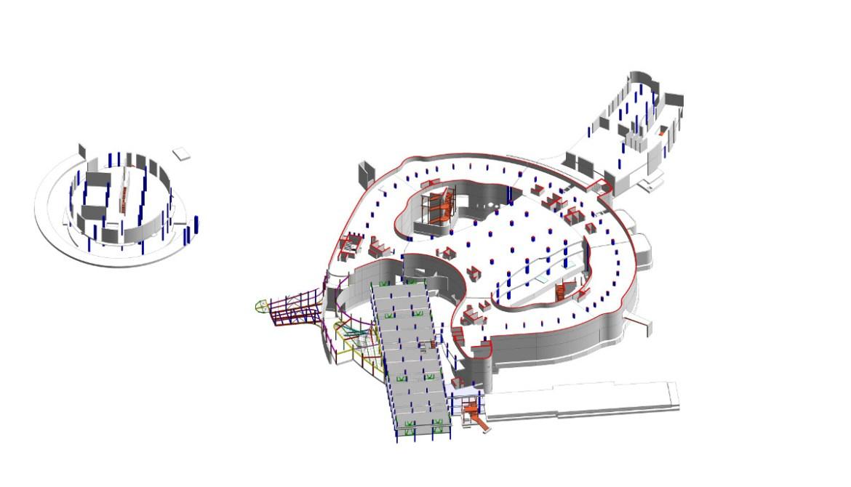 Evidenziazione strutture Bim