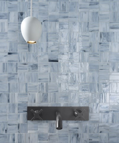Mosaico+ Jointed Bianco Marmo
