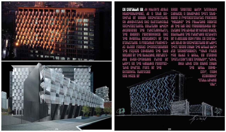 De Castillia 23 progetto cmr