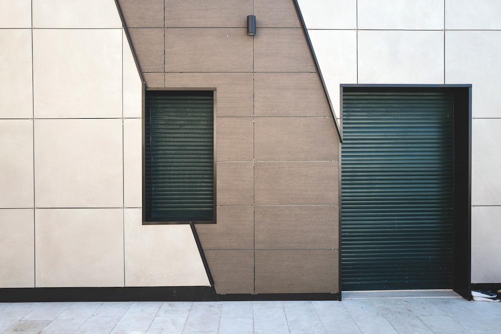 isotec parete facciata