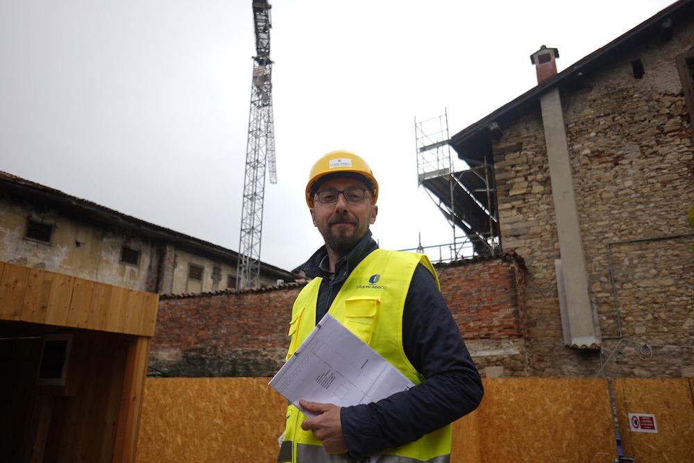 Massimo Mazza recupero Bergamo