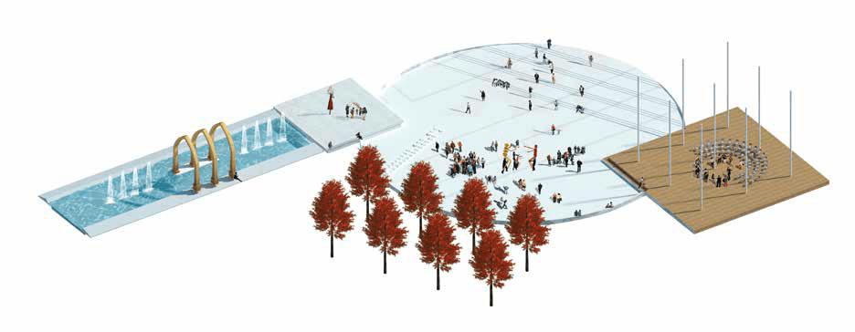 piazza-Azatlyk-Nabereznye