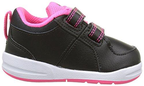 Nike Pico 4 (TDV) - Sneaker Bimba 0-24, Bianco (White/Prism rosa/Spark 103), 19.5 EU