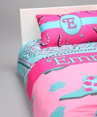 Cowgirl Duvet Cover Set (Personalized) - YouCustomizeIt