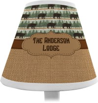 Cabin Chandelier Lamp Shade (Personalized) - YouCustomizeIt
