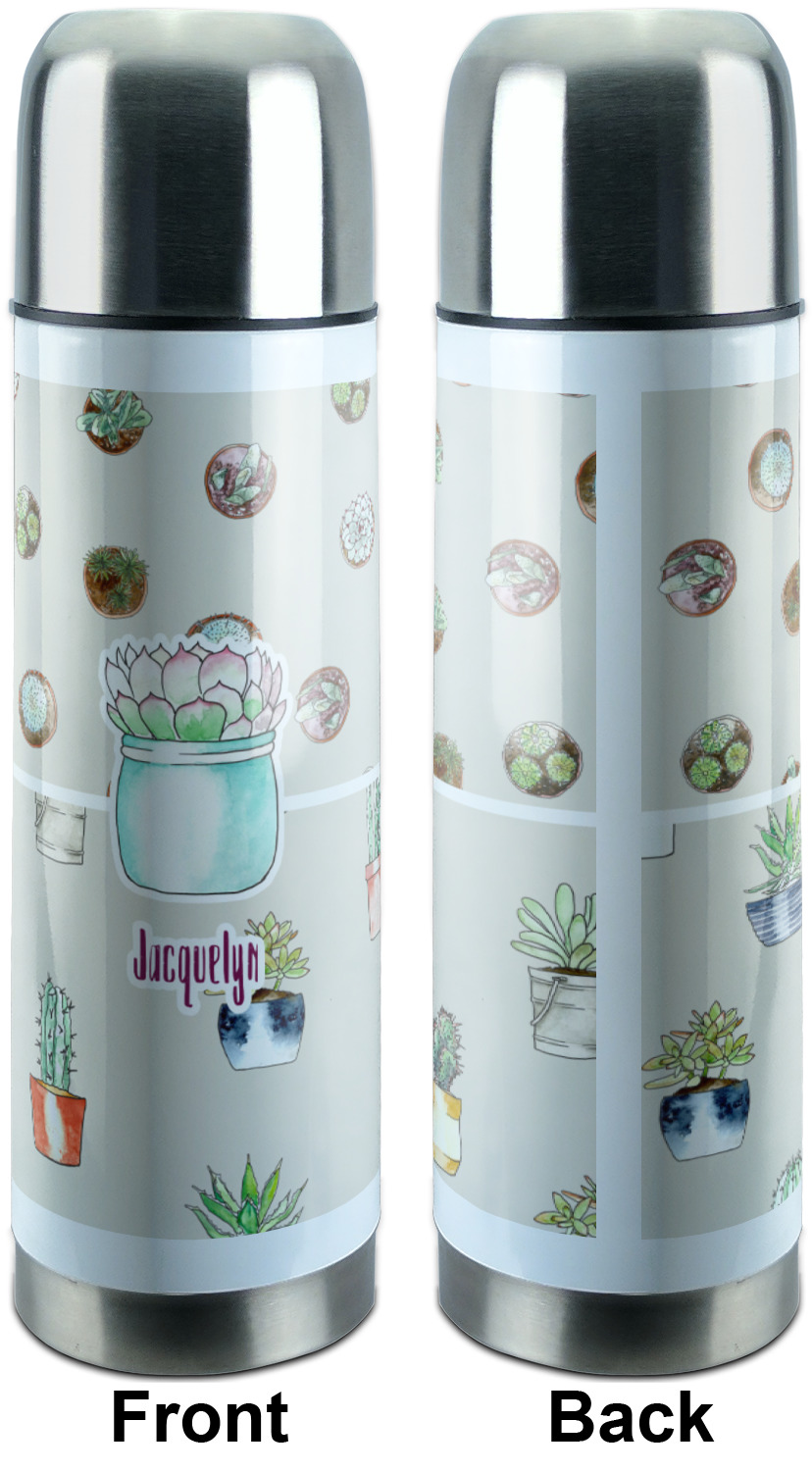 cactus stainless steel thermos