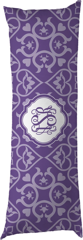 Lotus Flower Body Pillow Case Personalized  YouCustomizeIt