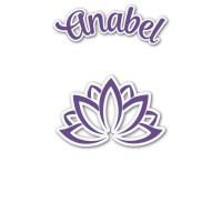 Lotus Flower Graphic Decal - Medium (Personalized ...